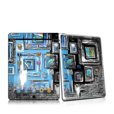 iPad 2 Skin - Dripping Walls