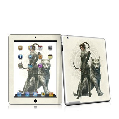 iPad 2 Skin - Half Elf Girl