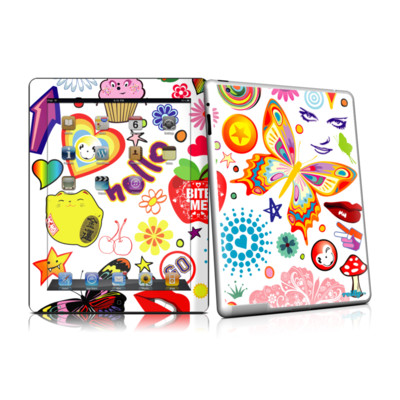 iPad 2 Skin - Eye Candy