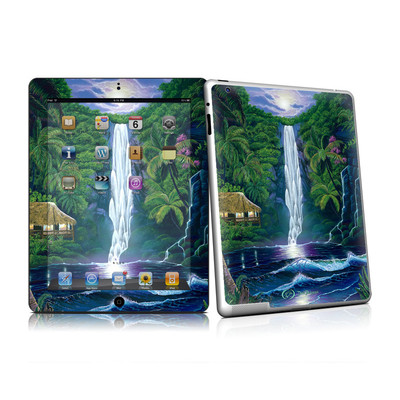 iPad 2 Skin - In The Falls Of Light