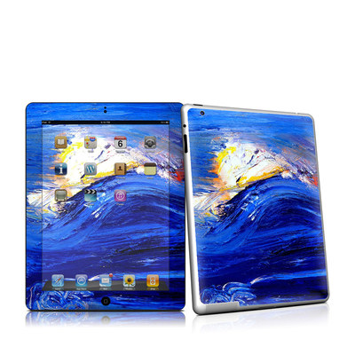 iPad 2 Skin - Feeling Blue