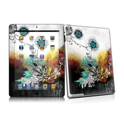 iPad 2 Skin - Frozen Dreams