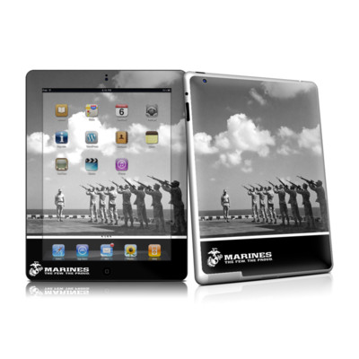 iPad 2 Skin - The Few The Proud