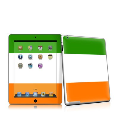 iPad 2 Skin - Irish Flag