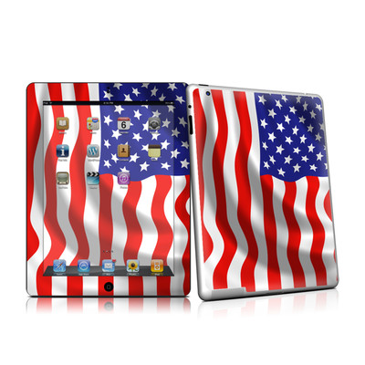 iPad 2 Skin - USA Flag