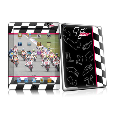 iPad 2 Skin - Finish Line Group