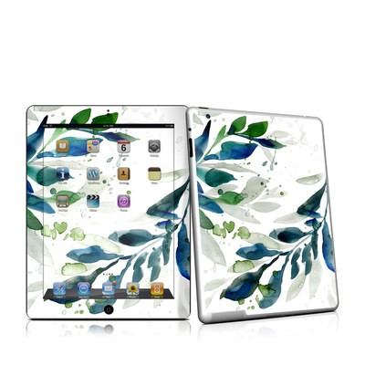 iPad 2 Skin - Floating Leaves