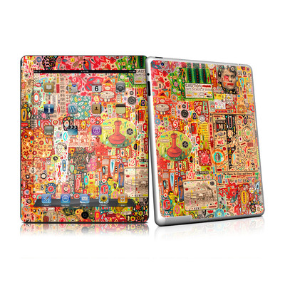 iPad 2 Skin - Flotsam And Jetsam