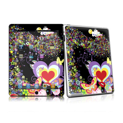 iPad 2 Skin - Flower Cloud