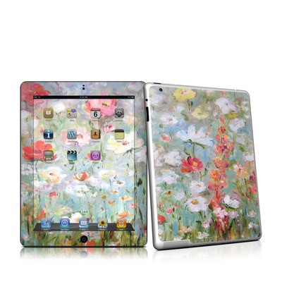 iPad 2 Skin - Flower Blooms