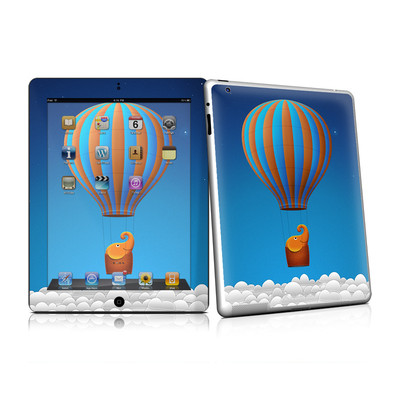 iPad 2 Skin - Flying Elephant