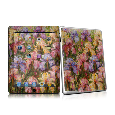 iPad 2 Skin - Field Of Irises