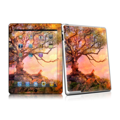 iPad 2 Skin - Fox Sunset