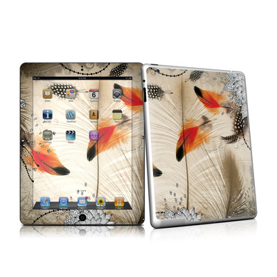 iPad 2 Skin - Feather Dance
