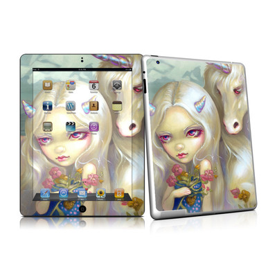 iPad 2 Skin - Fiona Unicorn