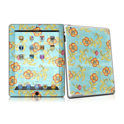 iPad 2 Skin - Garden Jewel
