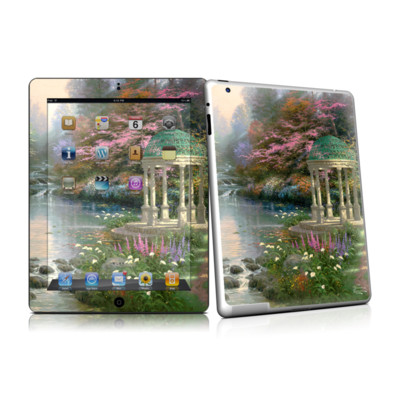 iPad 2 Skin - Garden Of Prayer