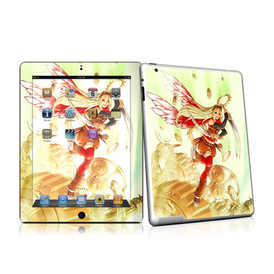iPad 2 Skin - Gear Thief