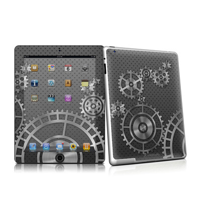 iPad 2 Skin - Gear Wheel