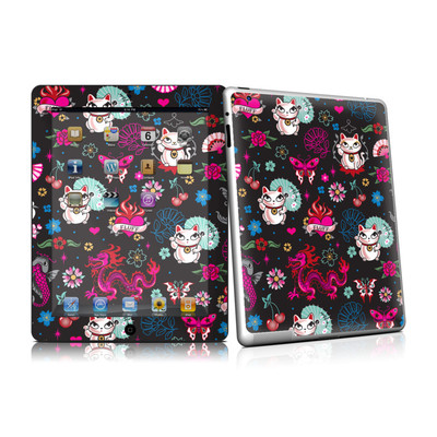 iPad 2 Skin - Geisha Kitty