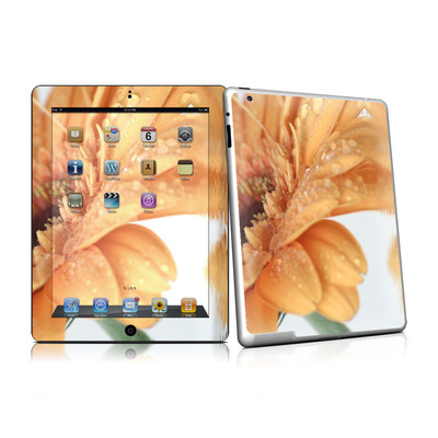 iPad 2 Skin - Golden Gerbera