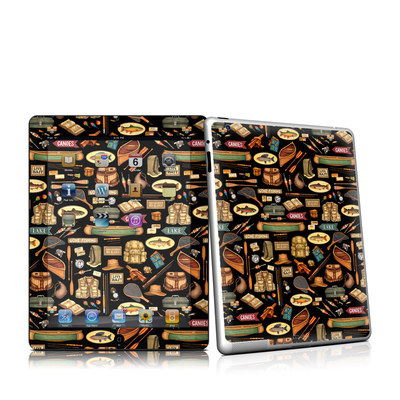 iPad 2 Skin - Gone Fishing
