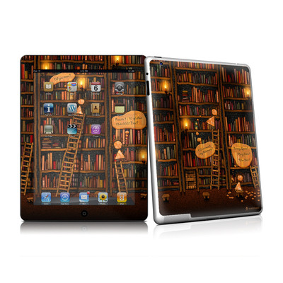 iPad 2 Skin - Google Data Center