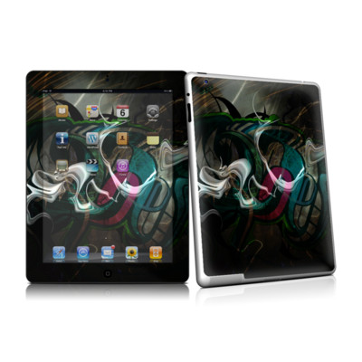 iPad 2 Skin - Graffstract