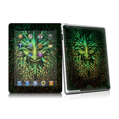 iPad 2 Skin - Greenman