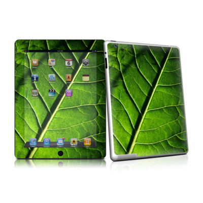 iPad 2 Skin - Green Leaf