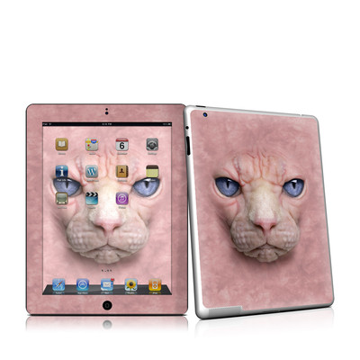 iPad 2 Skin - Hairless Cat