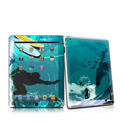 iPad 2 Skin - Hit The Waves