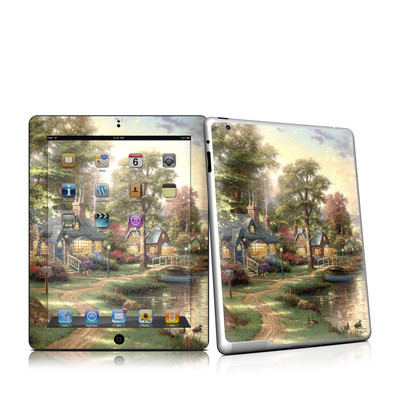 iPad 2 Skin - Hometown Lake
