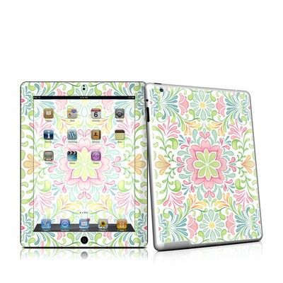 iPad 2 Skin - Honeysuckle