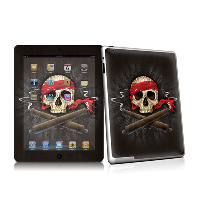 iPad 2 Skin - High Seas Drifter