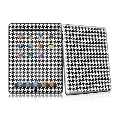 iPad 2 Skin - Houndstooth
