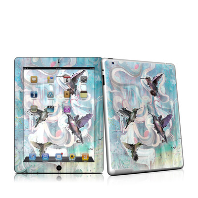 iPad 2 Skin - Hummingbirds