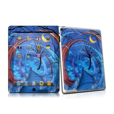 iPad 2 Skin - Ichabods Forest