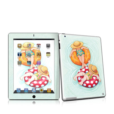 iPad 2 Skin - Inner Tube Girls