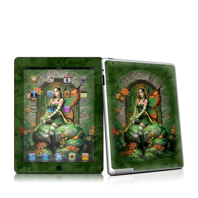 iPad 2 Skin - Jade Fairy