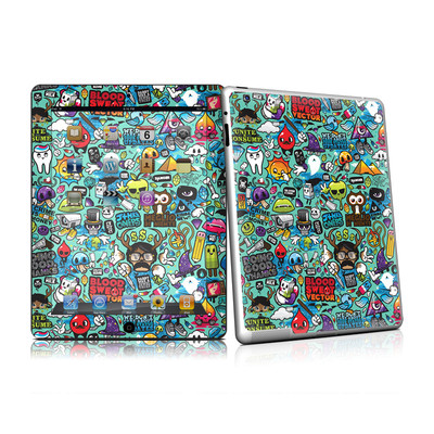 iPad 2 Skin - Jewel Thief