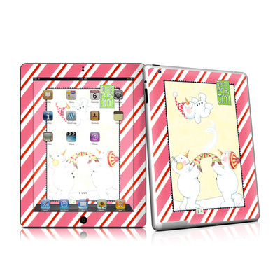 iPad 2 Skin - Jump for Joy
