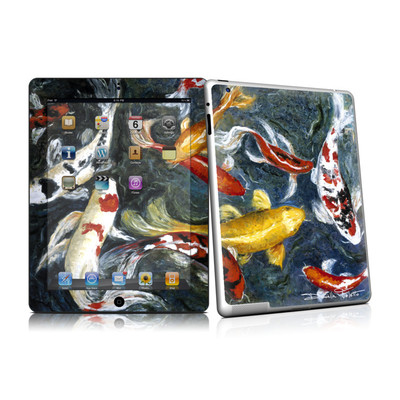 iPad 2 Skin - Koi's Happiness