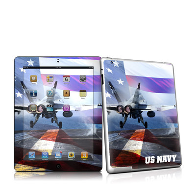 iPad 2 Skin - Launch