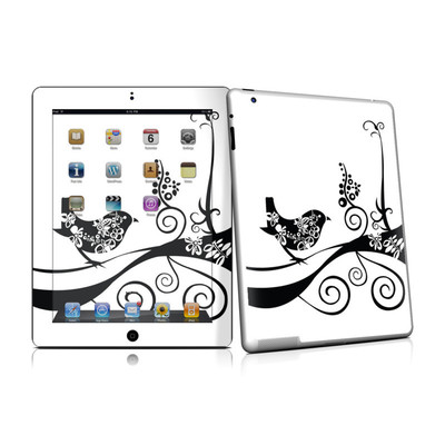 iPad 2 Skin - Little Curly