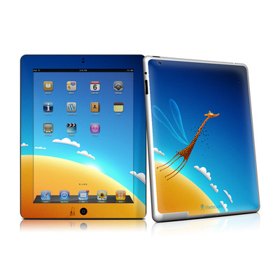 iPad 2 Skin - Learn to Fly