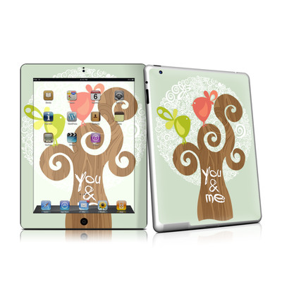iPad 2 Skin - Two Little Birds