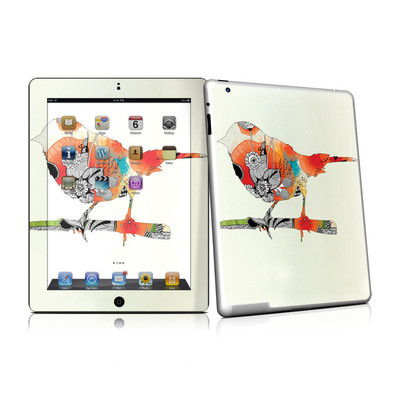 iPad 2 Skin - Little Bird