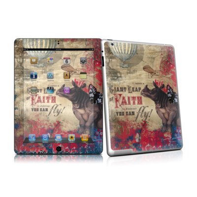 iPad 2 Skin - Leap Of Faith