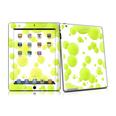 iPad 2 Skin - Lots of Tennis Balls